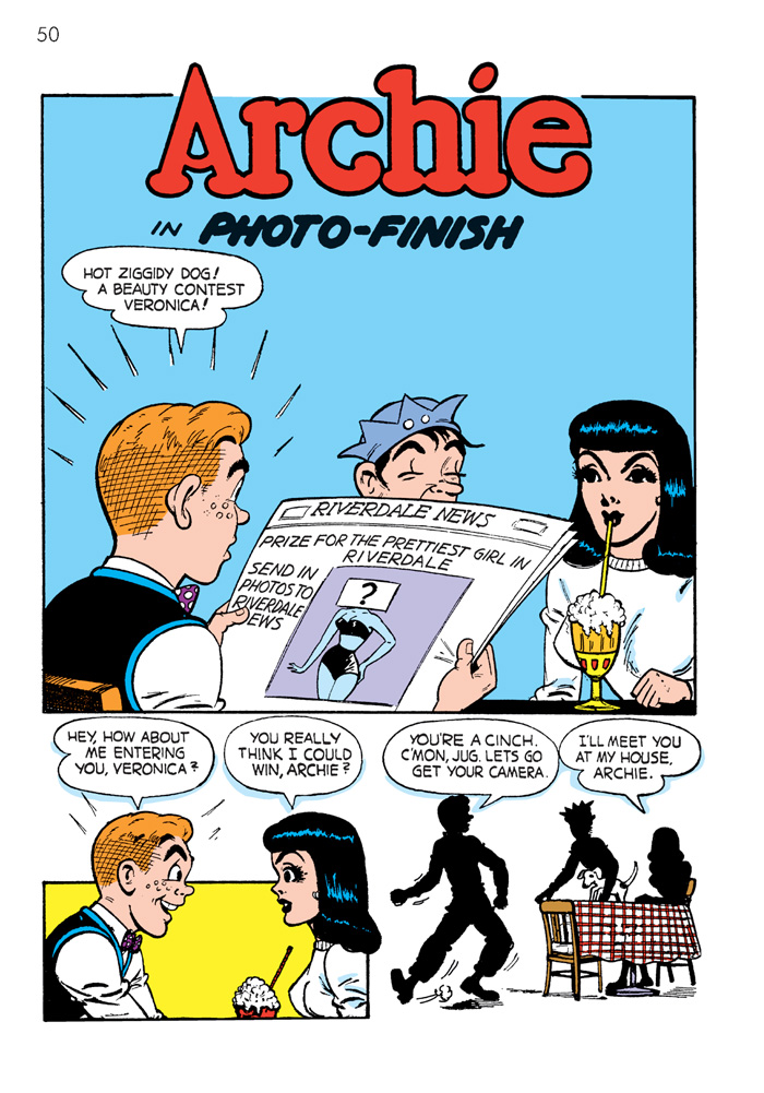 The Best of Archie Comics Book 2 by Archie Superstars